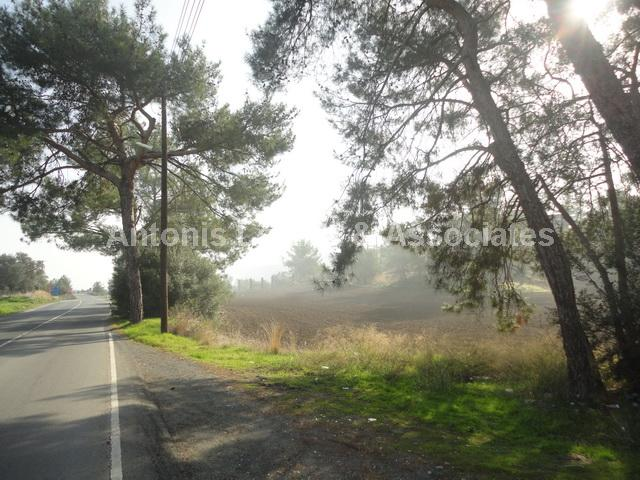 Building Plot in Sia properties for sale in cyprus