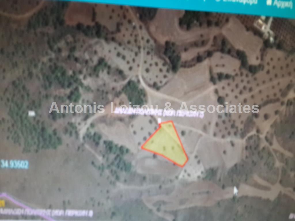 Field in Nicosia (Sia) for sale