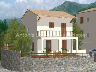 Detached House in Nicosia (Sina Oros) for sale