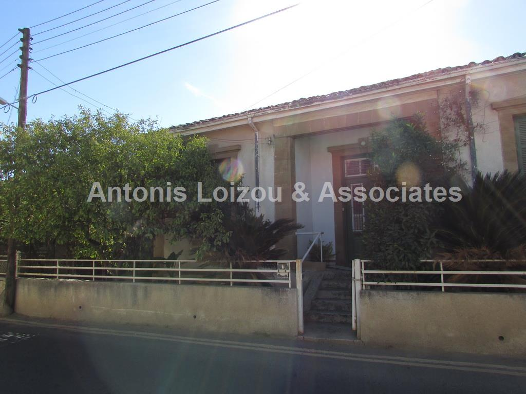 Traditional Hous in Nicosia (Strovolos) for sale