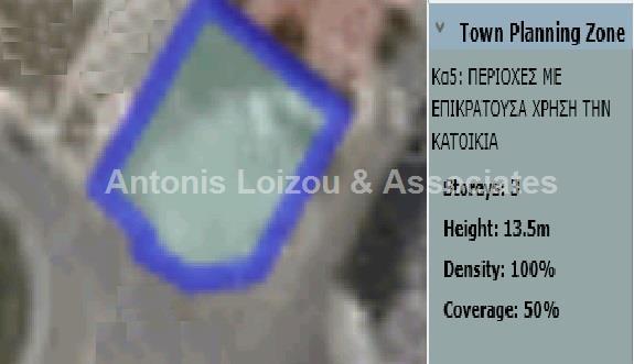 530m² Residential Plot in Agios Vasileios - Strovolos properties for sale in cyprus