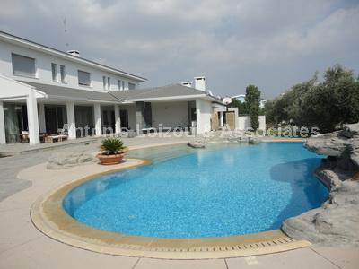 Detached Villa in Nicosia (Strovolos) for sale