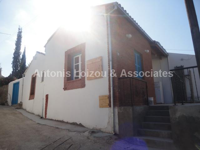 Detached House in Nicosia (Vyzakia) for sale