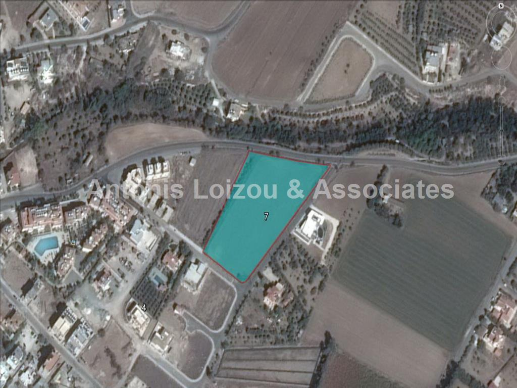 Field in Paphos (Agia Marinouda) for sale