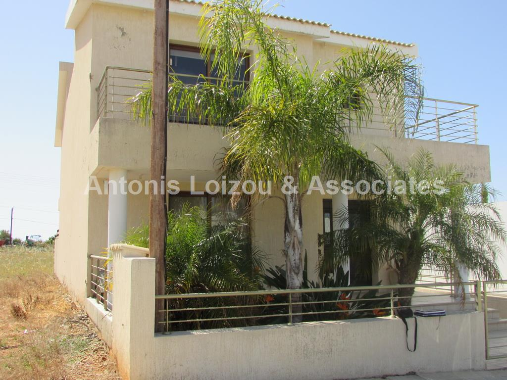 Detached House in Paphos (Agia Varvara) for sale