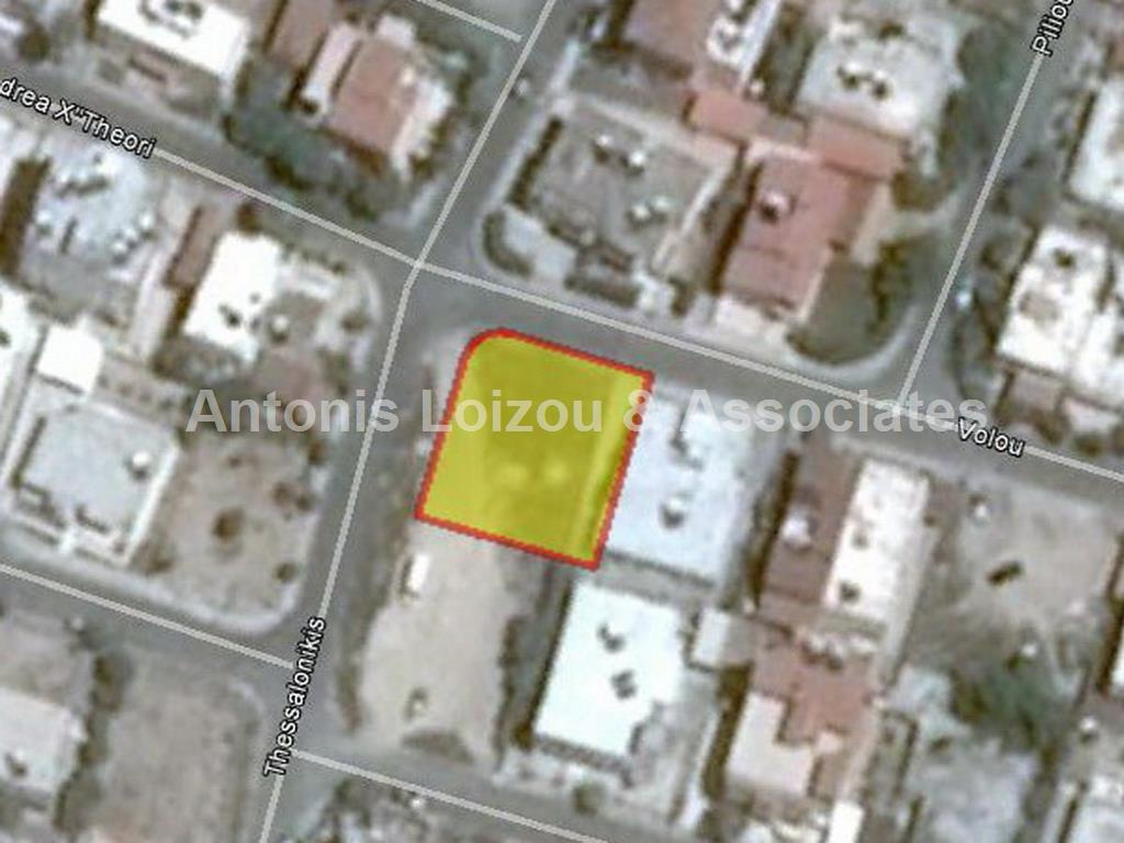 Land in Paphos (Agios Theodoros ) for sale