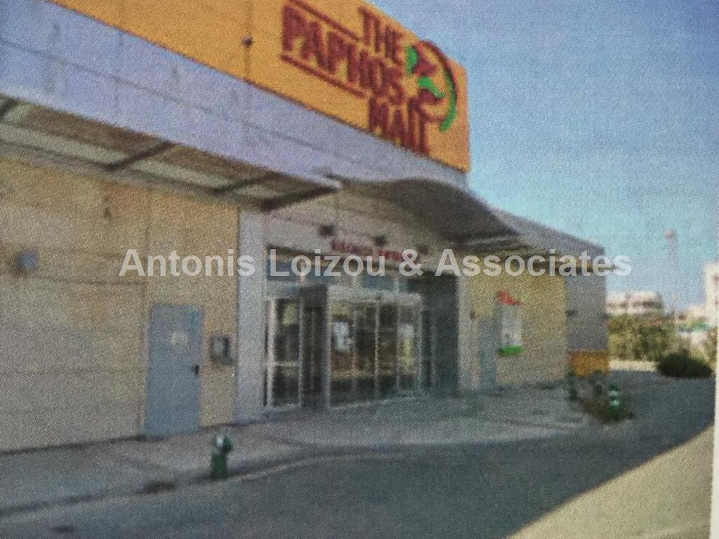 Shop in Paphos (Agios Theodoros Paphos) for sale