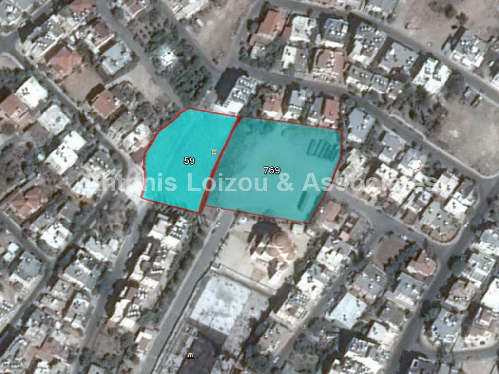 Field in Paphos (Agios Theodoros Paphos) for sale
