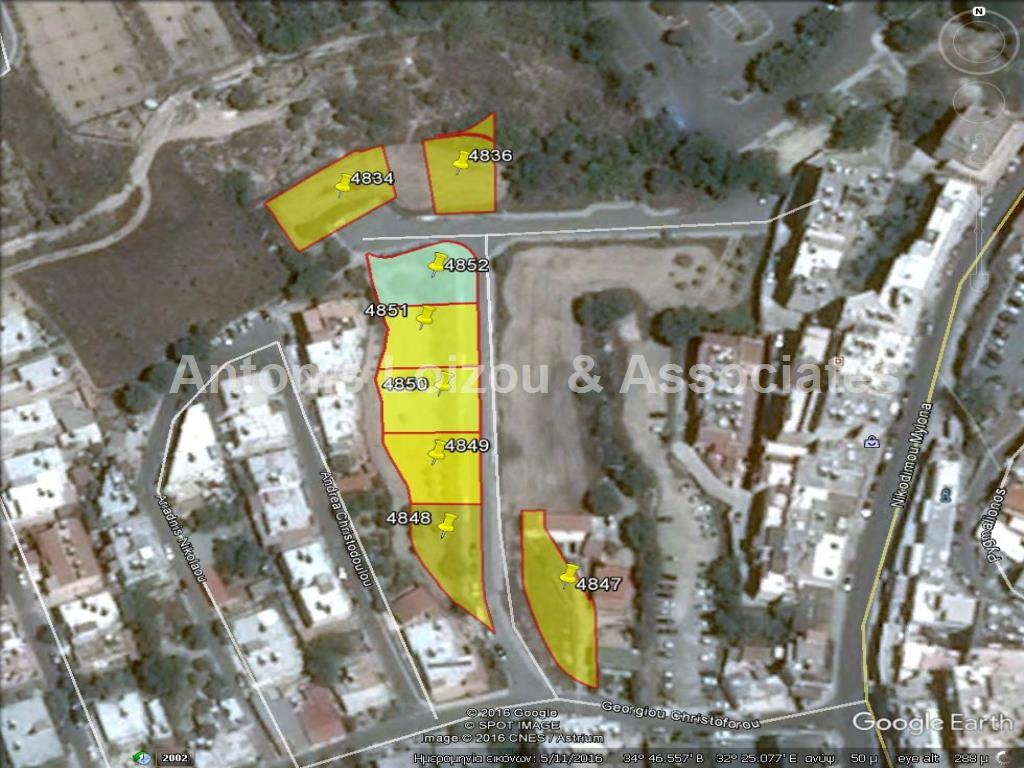 Land in Paphos (Agios Theodoros Paphos) for sale
