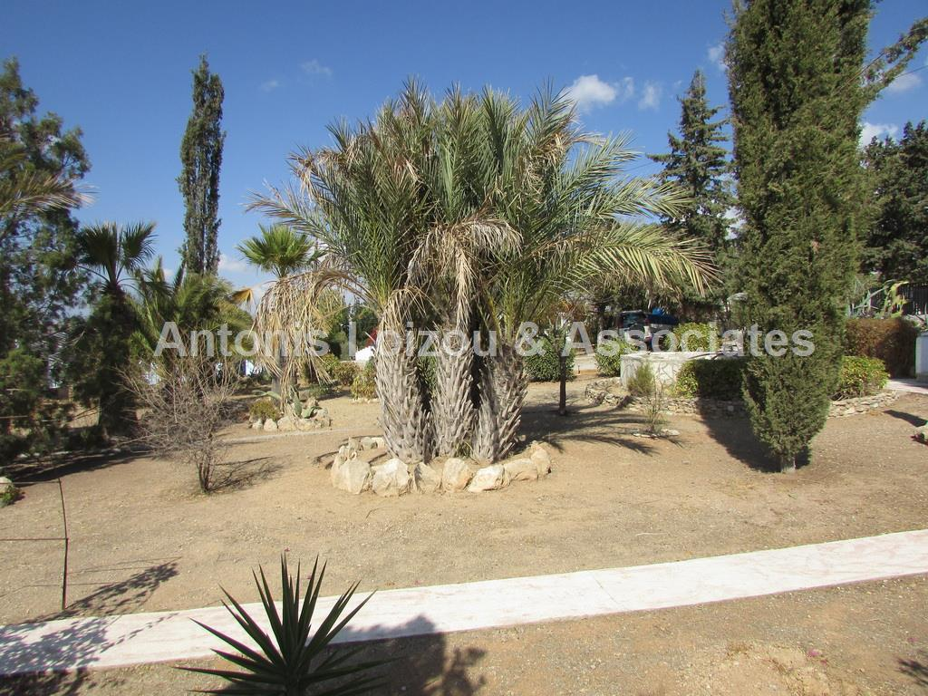 3 Bed Detached Bungalow on Large Plot Anarita properties for sale in cyprus