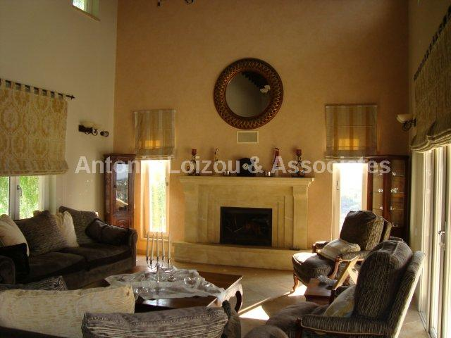 Five Bedroom Detached House + Studio in Anarita properties for sale in cyprus