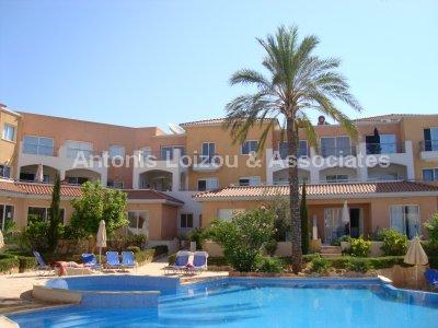 Apartment in Paphos (Anarita) for sale