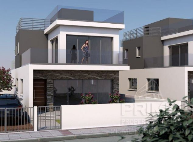Villa in Paphos (Anavargos) for sale