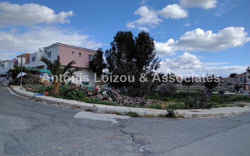 Land in Paphos (Anavargos) for sale