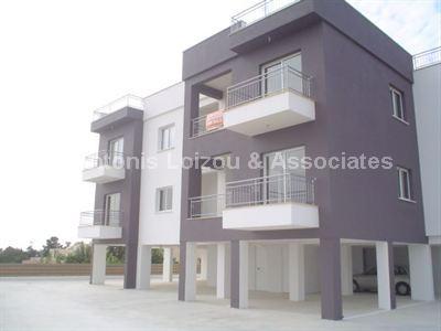 Apartment in Paphos (Anavargos) for sale