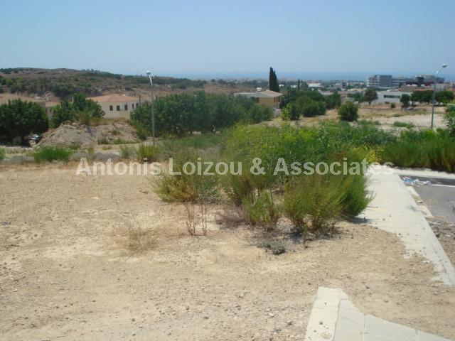 Land in Paphos (Anavargos) for sale