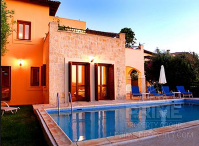 Garden Apartment in Paphos (Aphrodite Hills) for sale