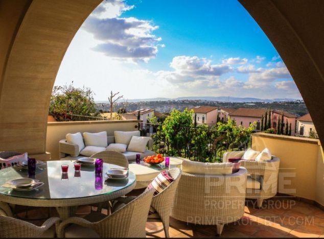 Garden Apartment in Paphos (Aphrodite Hills) for sale