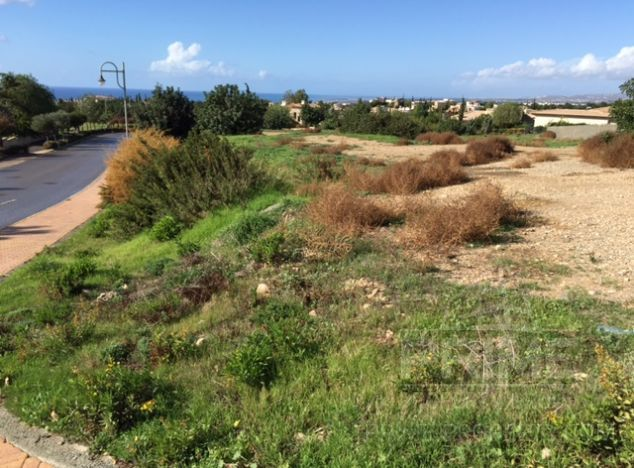 Land in Paphos (Aphrodite Hills) for sale