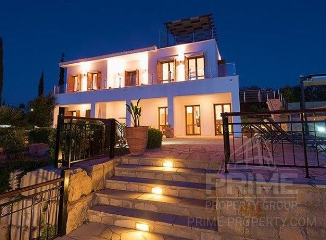 Sale of villa, 300 sq.m. in area: Aphrodite Hills - properties for sale in cyprus