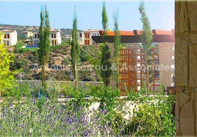 Golf Course Resort - Luxury Two Bedroom Semi-Detached Villa properties for sale in cyprus
