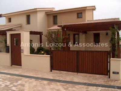 Semi detached Ho in Paphos (Aphrodite Hills) for sale