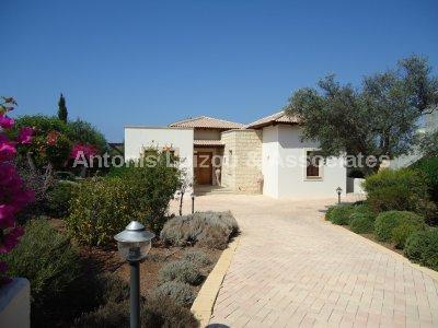 Bungalow in Paphos (Aphrodite Hills) for sale