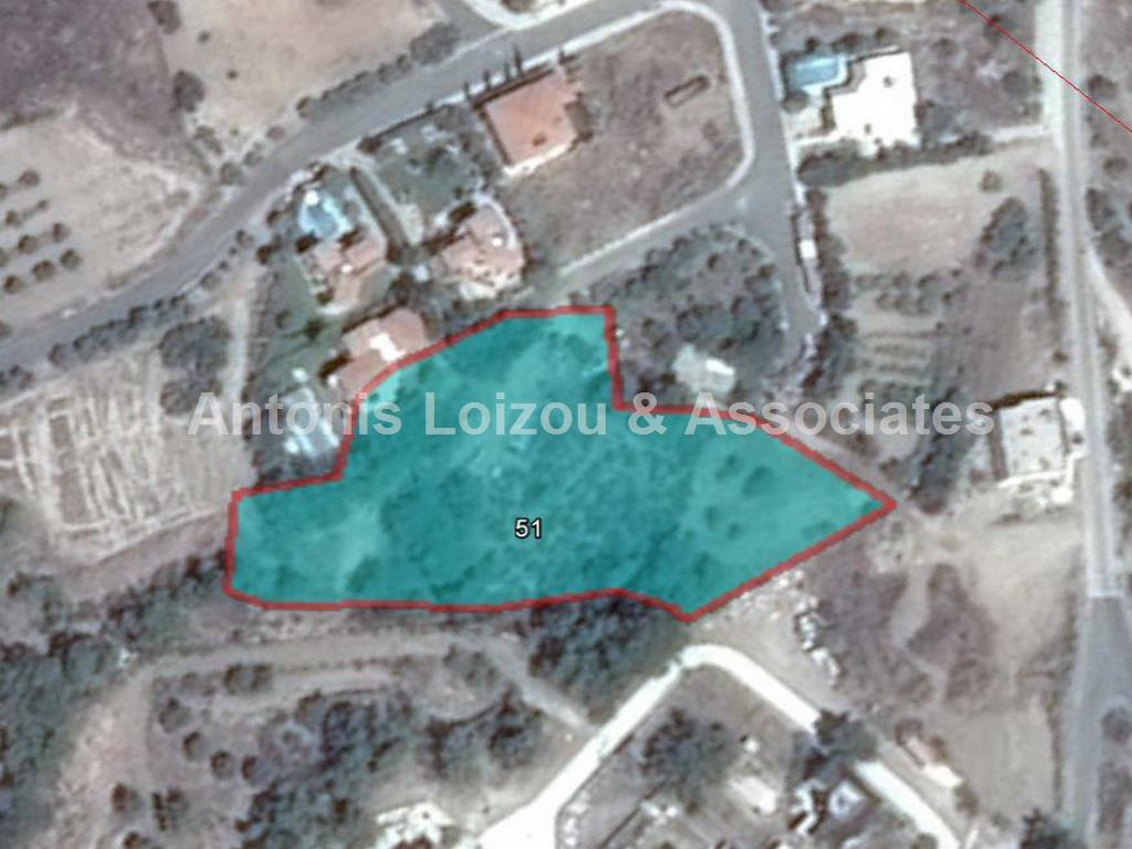 5,352 m² Land 1,500 m from the sea in Argaka  properties for sale in cyprus