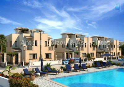 Three Bedroom Semi-Detached Villa properties for sale in cyprus