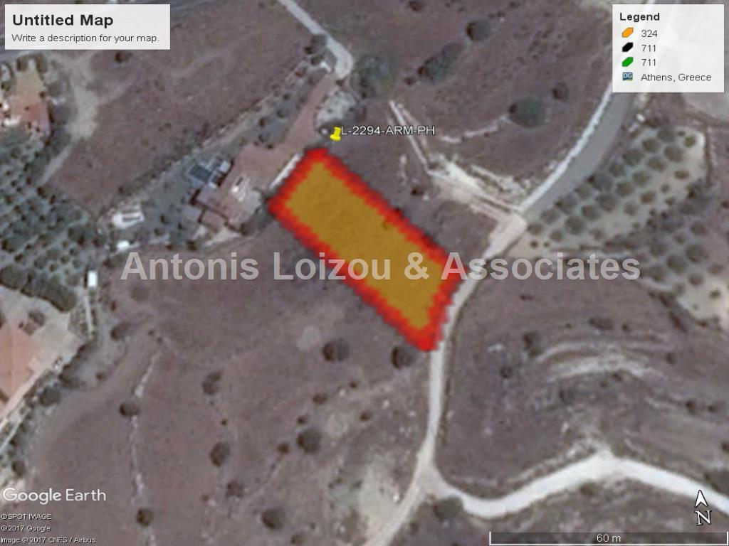 Land in Paphos (Armou) for sale