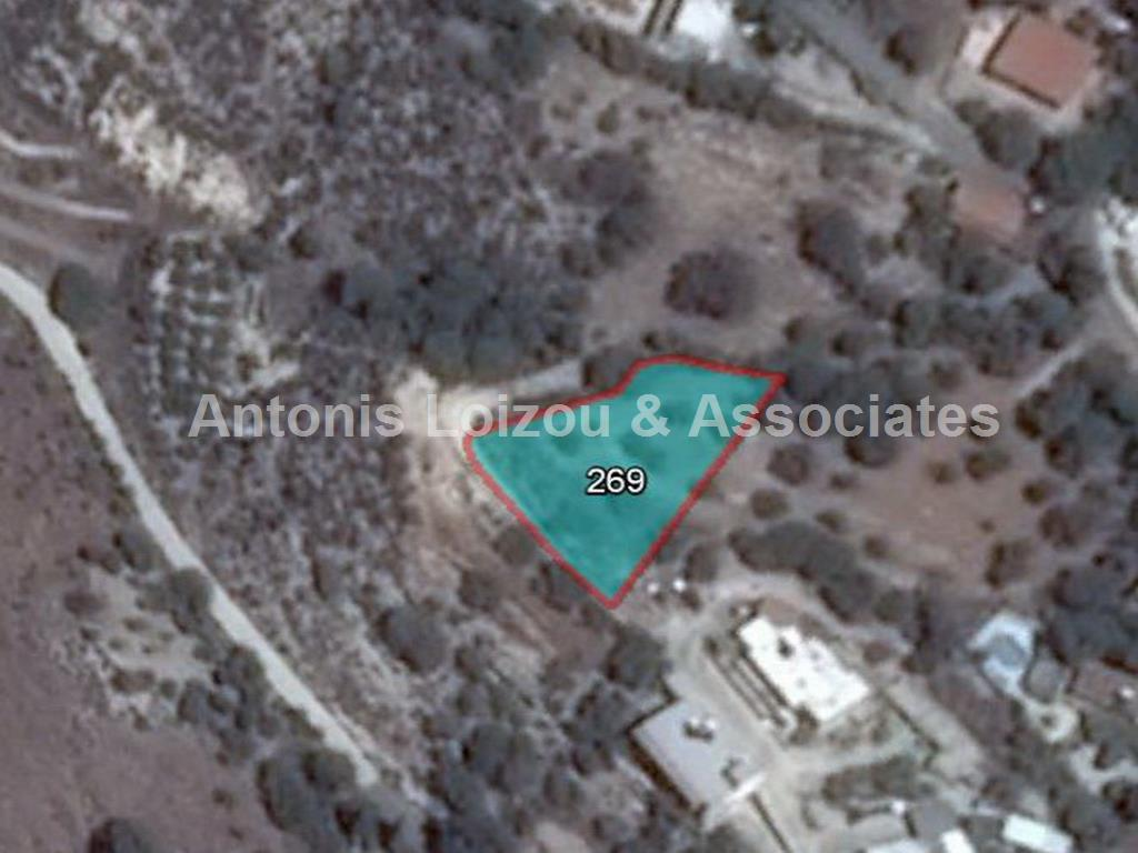Field in Paphos (Armou) for sale