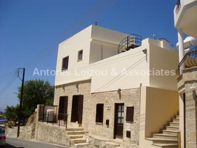 Detached Village in Paphos (Armou) for sale