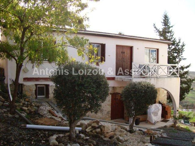 Traditional Hous in Paphos (Armou) for sale