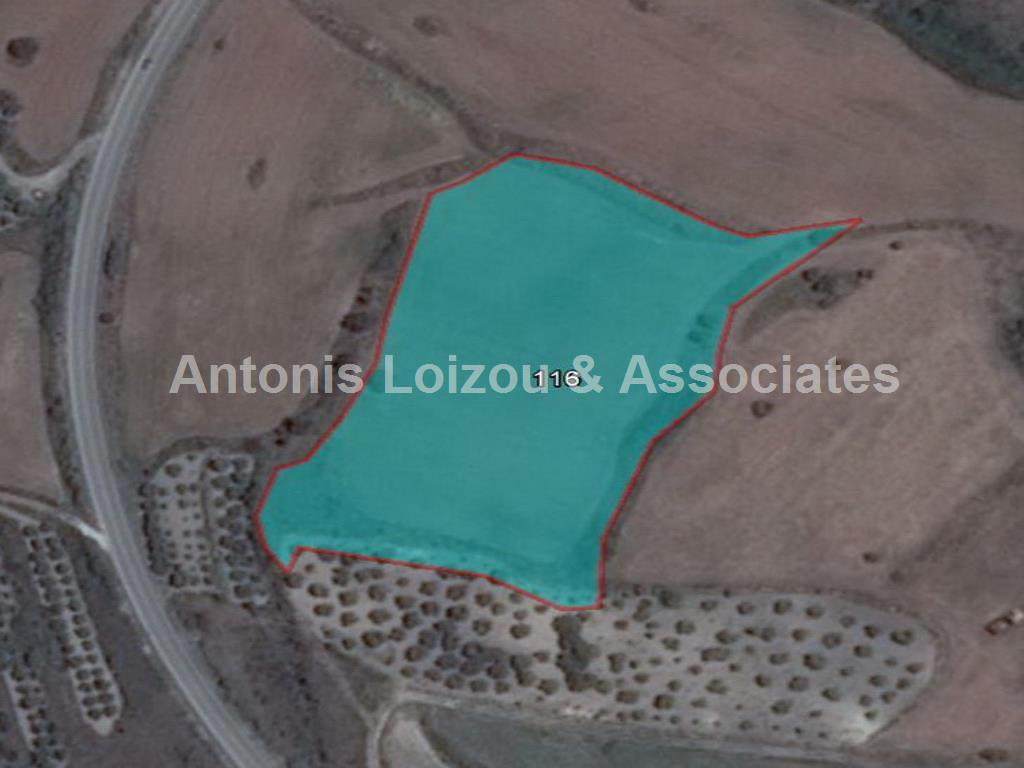 Field in Paphos (Asproyia) for sale