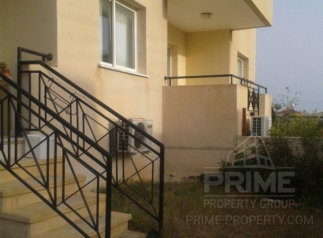 Garden Apartment in Paphos (Chloraka) for sale