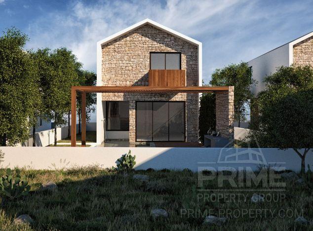 Sale of villa, 260 sq.m. in area: Chloraka - properties for sale in cyprus