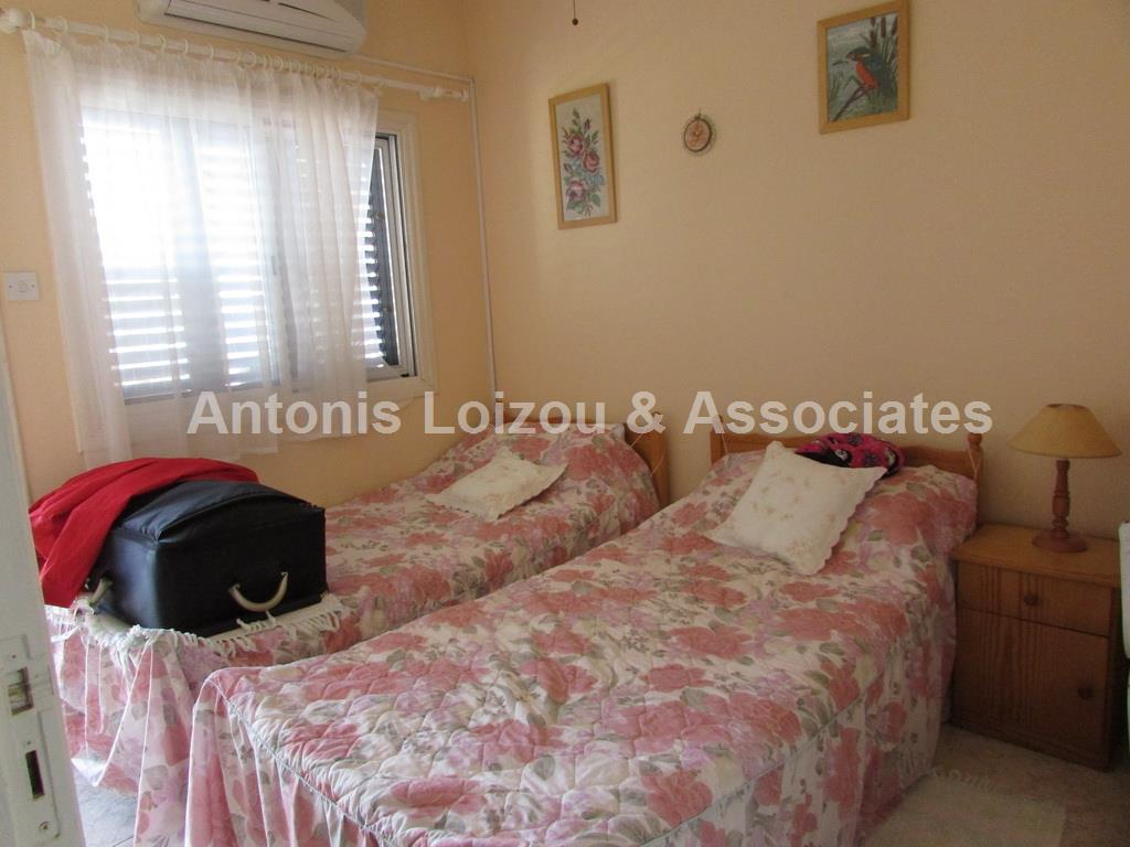 2 Bed Masonette with Sea Views in Chlorakas properties for sale in cyprus