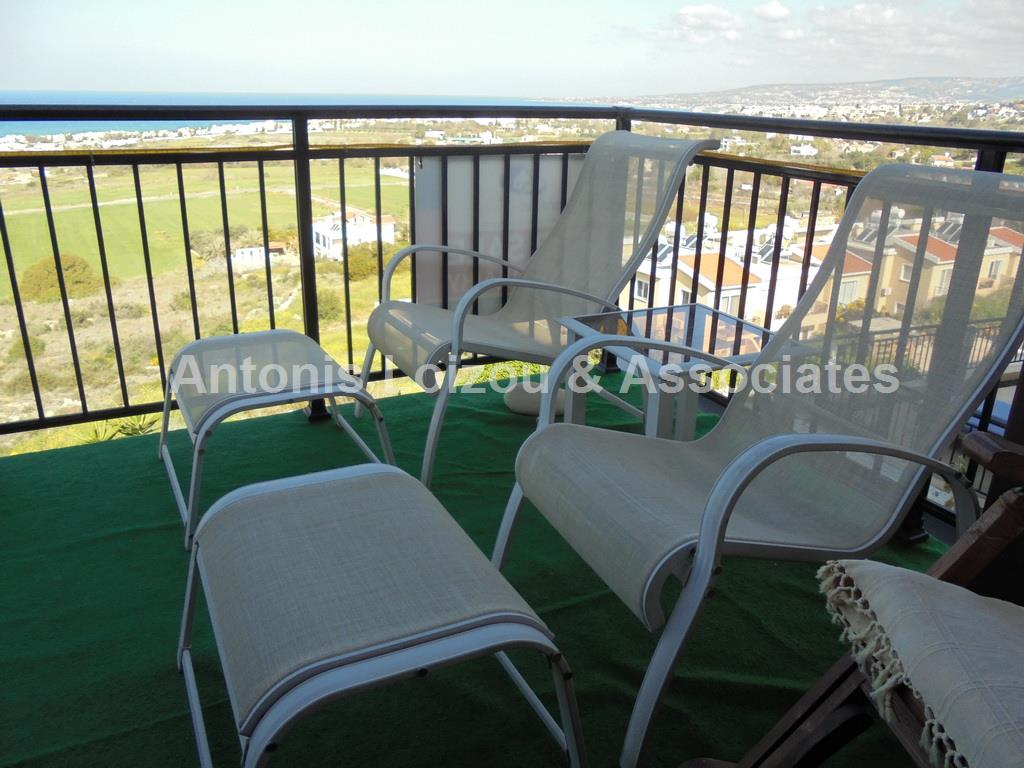 2 Bed Townhouse Unobstructed Sea Views Melanos properties for sale in cyprus