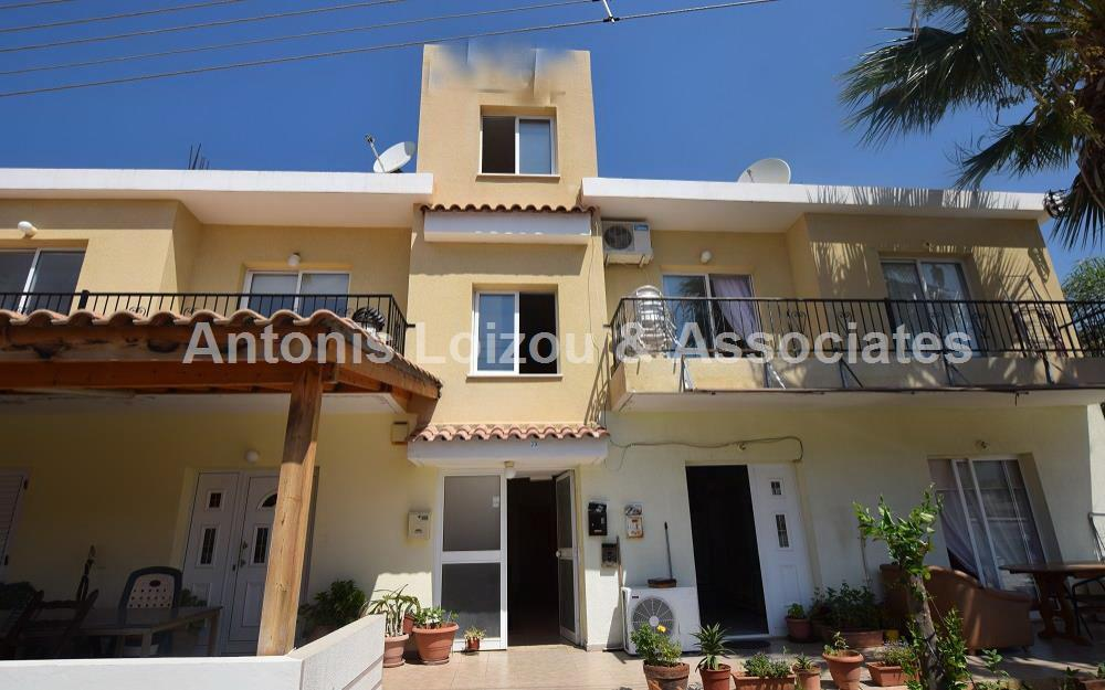 Two bedroom apartment in Chloraka, Paphos properties for sale in cyprus