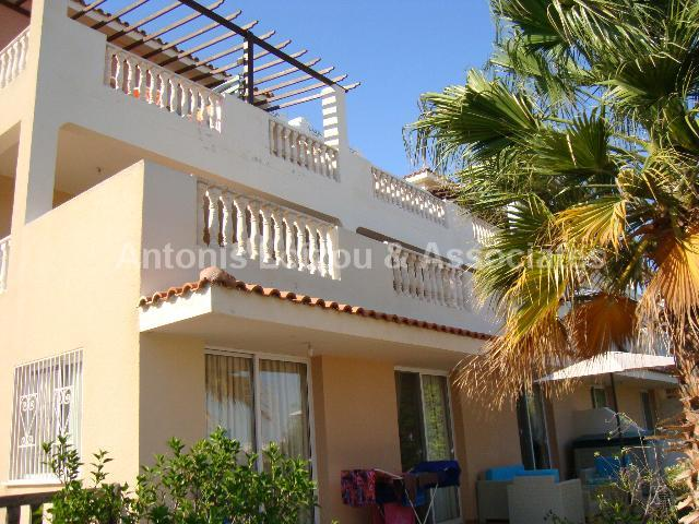 Apartment in Paphos (Chlorakas) for sale