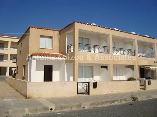 Semi House in Paphos (Chlorakas) for sale