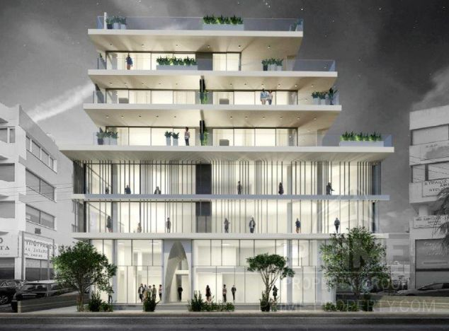 Sale of building, 2,395 sq.m. in area: City centre - properties for sale in cyprus