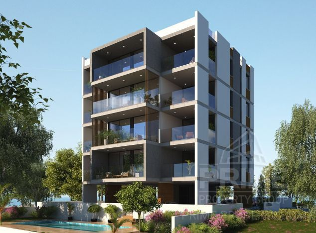 Sale of аpartment, 55 sq.m. in area: City centre - properties for sale in cyprus