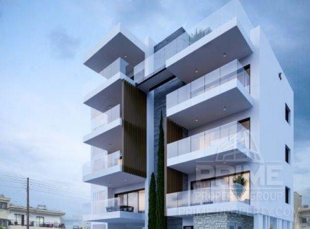 Penthouse in Paphos (City centre) for sale