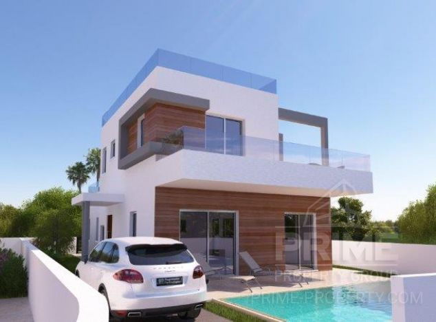 Sale of villa, 275 sq.m. in area: City centre - properties for sale in cyprus