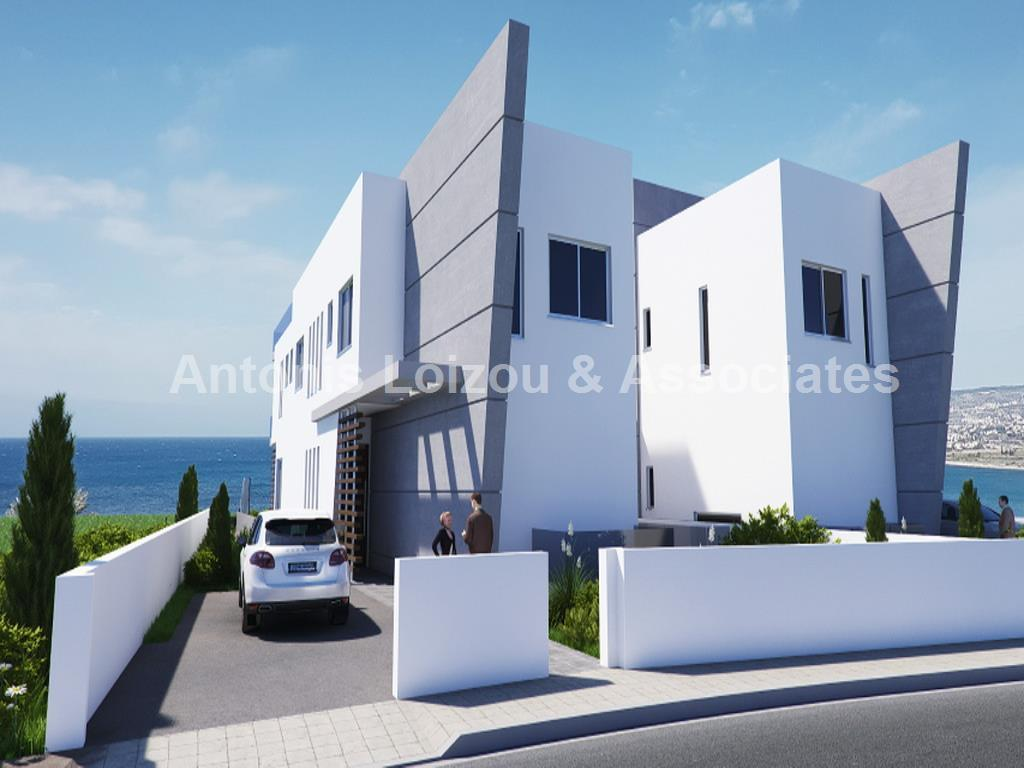 Marina 5 Bed Beach Front Villas properties for sale in cyprus
