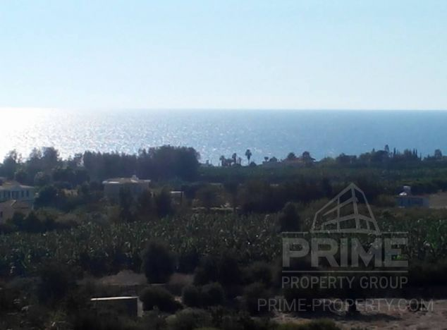 Land in Paphos (Coral Bay) for sale