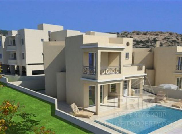 Sale of villa, 245 sq.m. in area: Coral Bay - properties for sale in cyprus