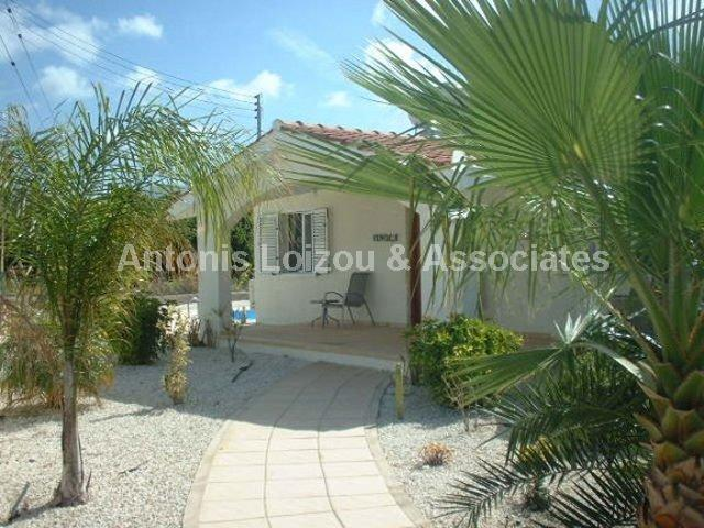 Detached Bungalo in Paphos (Coral Bay) for sale