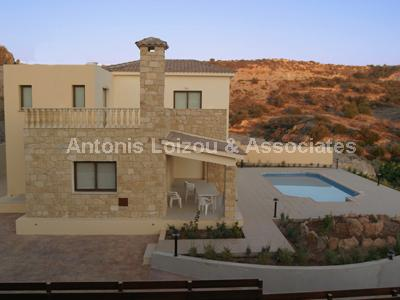 Detached Villa in Paphos (Coral Bay) for sale